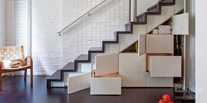 فضاهای پرت خانه و 8 راهکار برای استفاده بهینه از آنها