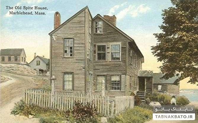 خانههایی که از روی لجبازی ساخته شدند!