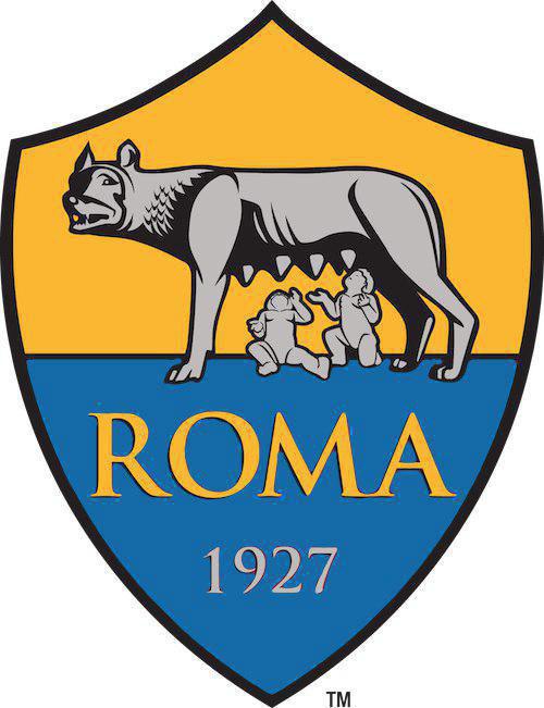 تغییر رنگ لوگوی باشگاه رم برای دختر آبی+عکس