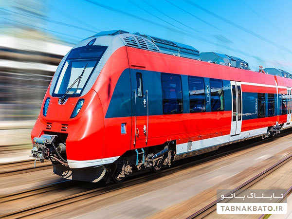 ساخت اتاق نشیمن در قطارهای ژاپنی