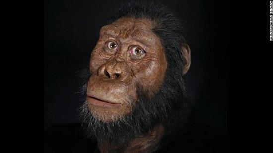 چهره قدیمیترین انسانهای اولیه رونمایی شد+عکس