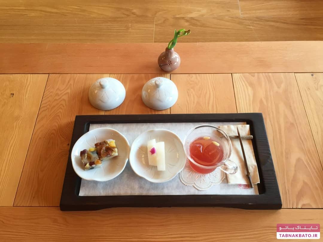 آشپزخانه معابد در کره جنوبی، غذای جسم و روان!
