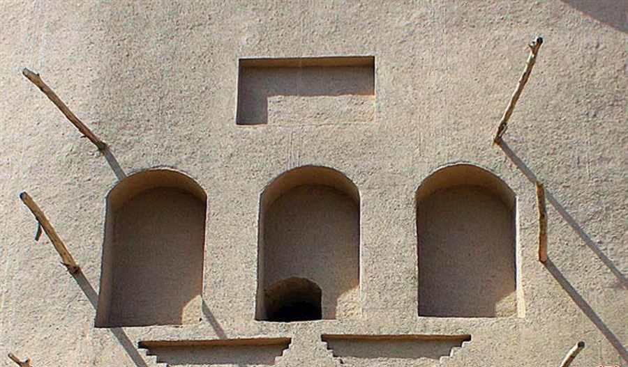 آشنایی با ارگ راین، دومین بنای خشتی بزرگ جهان