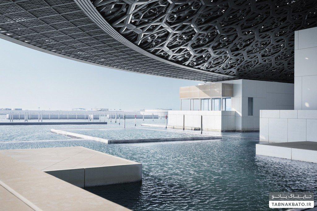 آشنایی با معماریهای شگفت انگیز ابوظبی امارات