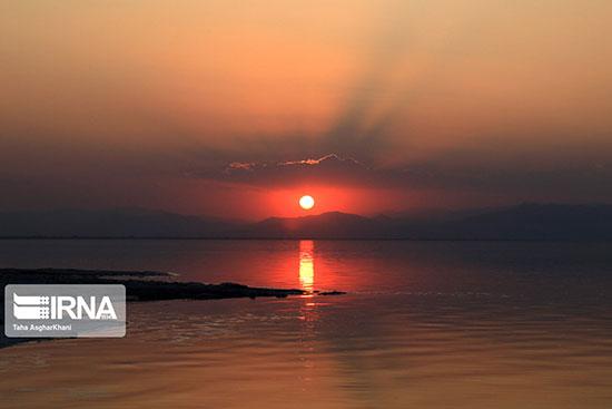 وضعیت امیدبخشِ دریاچهی ارومیه