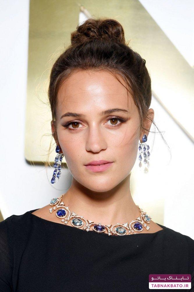 جواهرات مورد علاقه بازیگر سوئدی برنده اسکار