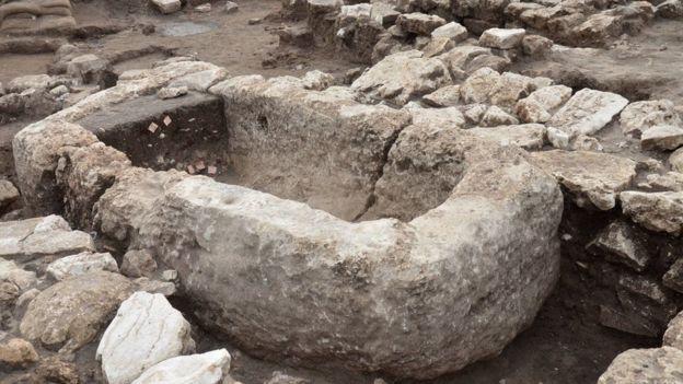 کشف 'نیویورک' خاورمیانه در اسرائیل