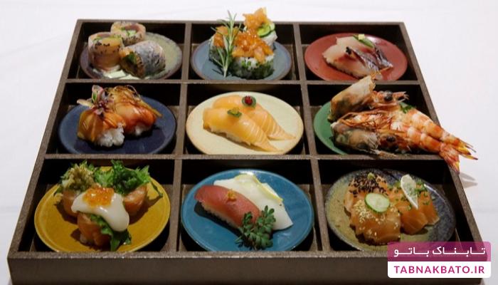 سوشی از مد ژاپنی تا غذایی بین المللی