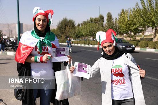حضور زنان در آزادی، اتفاقی ماندگار در تاریخ ایران
