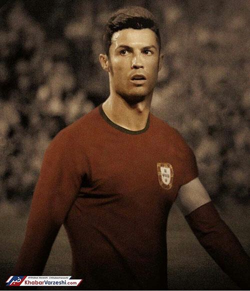 ستارههای فوتبال در ۵۰ سال پیش+عکس