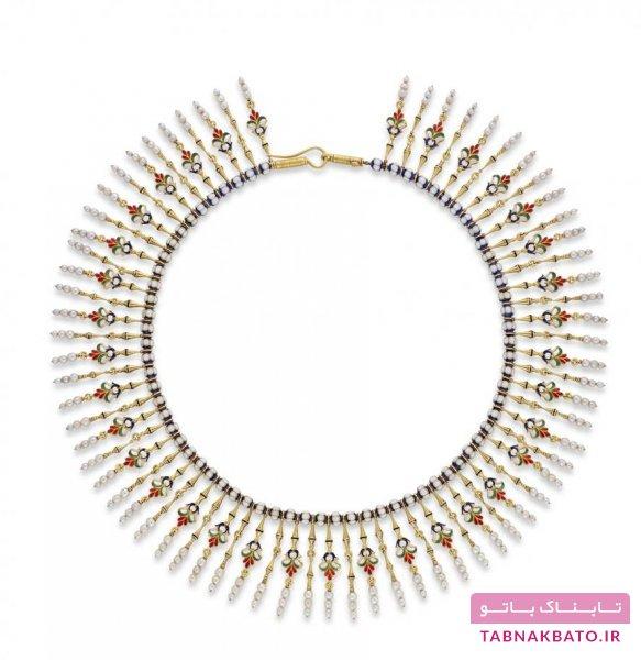 جواهرات نمایشگاه شاهکارهای هنری لندن ۲۰۱۹