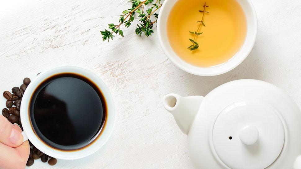 کدام کم ضررترند، قهوه یا چای؟