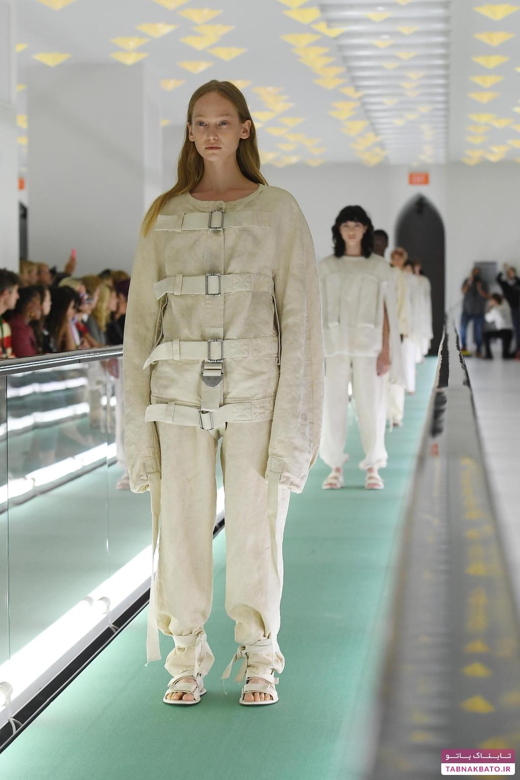 انتقاد تند مدل لباس به برند معروف