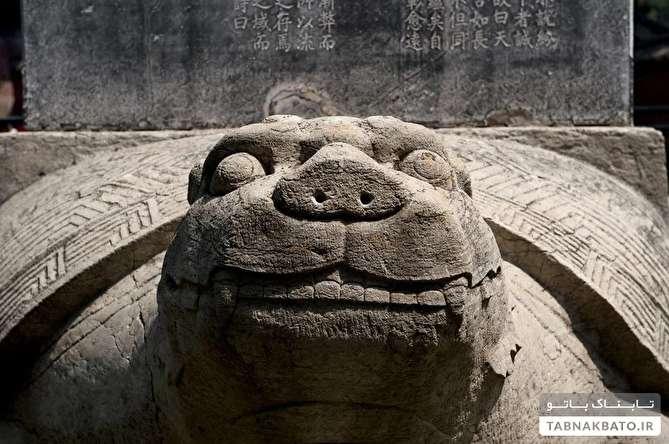 راز قبرهای شبیه به لاک پشت در کشورهای آسیایی شرقی
