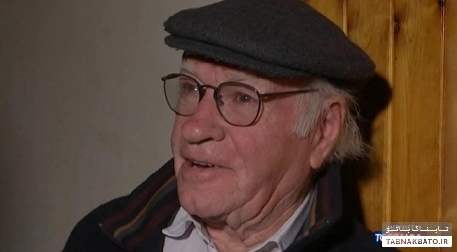 پیرمرد مهربان ایتالیایی لقب «پدربزرگ سال» را به دست آورد
