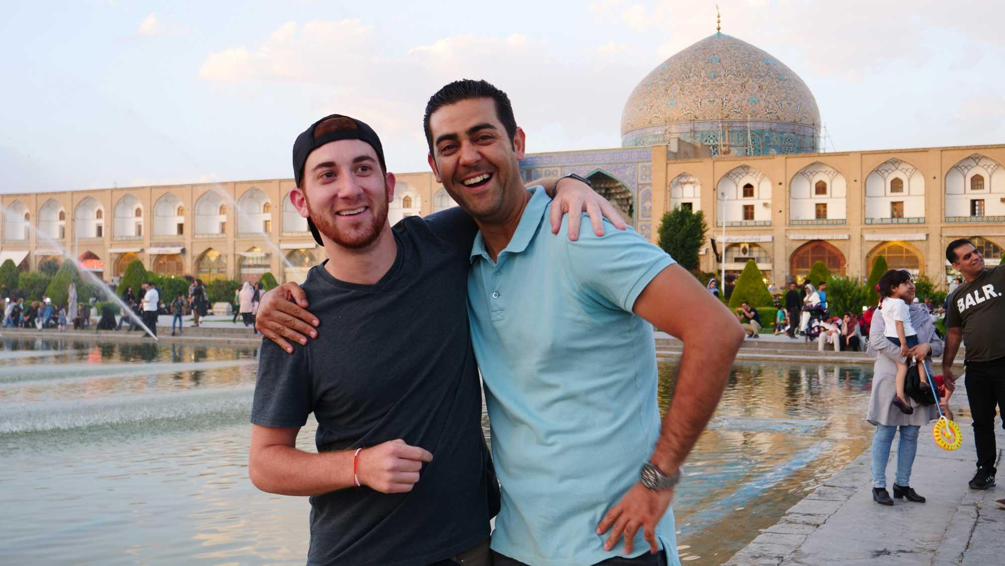 روایت جالب یک یهودی آمریکایی از سفرش به ایران؛