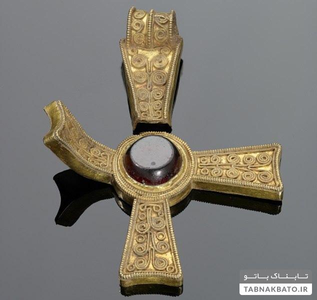 کشف خزانه جنگی پر از طلا در انگلستان