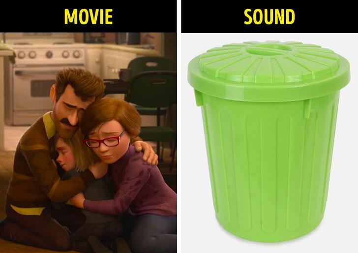 افکت های صوتی در سینما چگونه ساخته می شوند؟