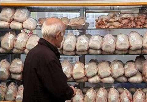 سوسک زنده در یخچال گوشت و مرغ ‼️