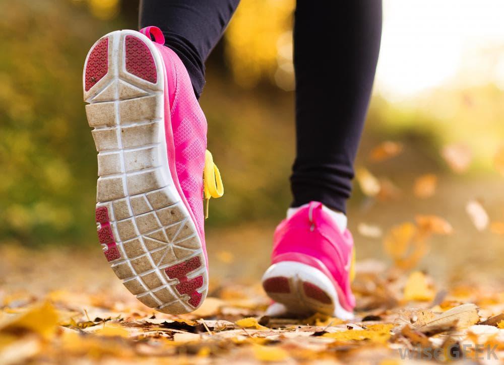 روشهای ساده برای کاهش وزن با پیادهروی