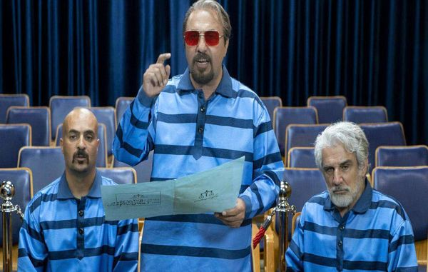 سه بازیگر مشهور سینمای ایران در «انفرادی»+عکس