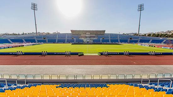 این استادیوم در اردن پذیرای ایران و عراق است
