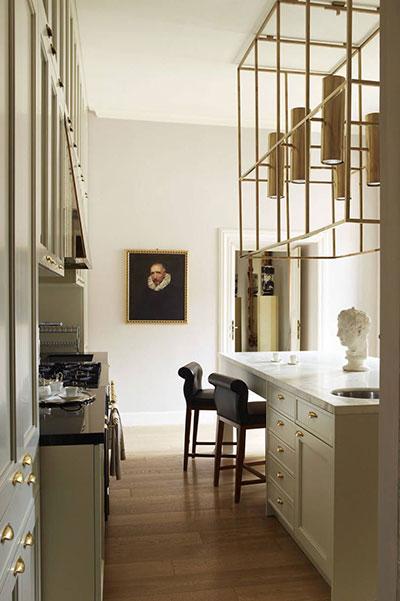 دکوراسیون آشپزخانهی کوچک؛ ایدههایی برای خانههای زیبا