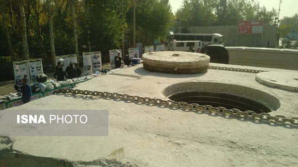 کشف سنگ تریاک یک تُنی در راه تهران