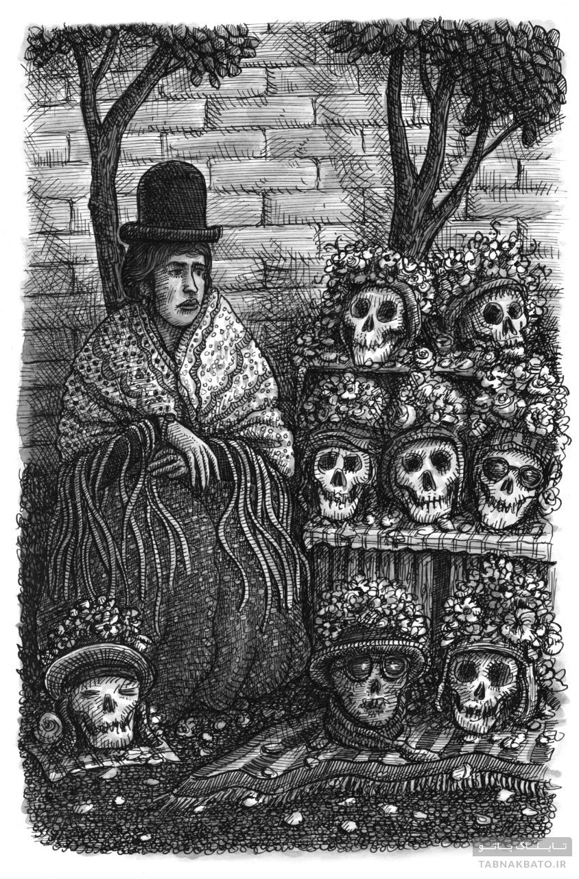 عجیبترین مراسم تدفین در جهان