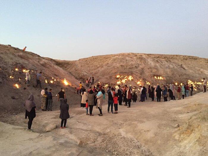 به خوزستان میروید؟ «تشکوه» همیشه سوزان را از دست ندهید!