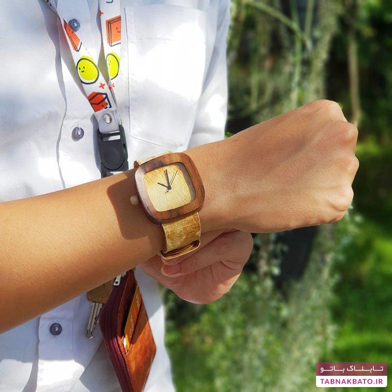 ساعتهای قارچ، دوست محیط زیست و ضد آب