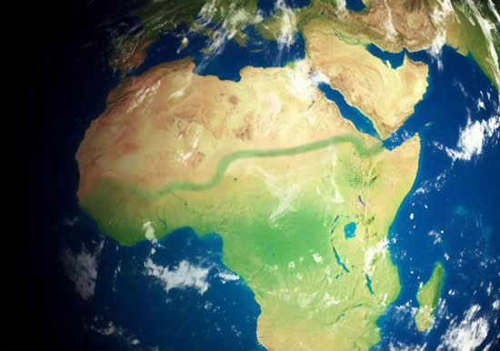 ساخت «دیوار بزرگ سبز» در آفریقا برای نجات زمین +عکس