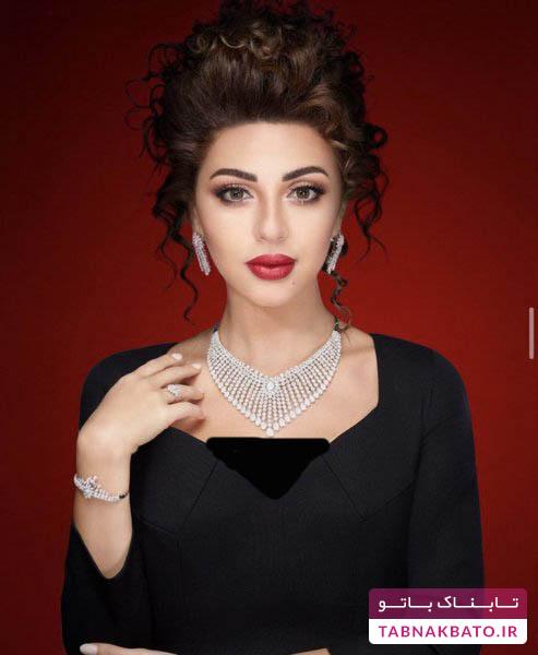 جواهرات زیبای سلبریتی محبوب لبنانی