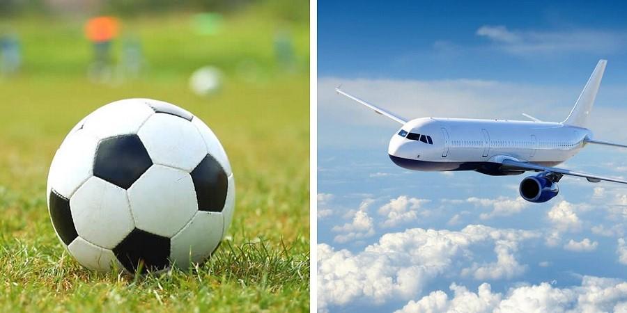 چرا بعضی چیزها رنگ خاصی دارند؟ از توپ فوتبال تا هواپیما