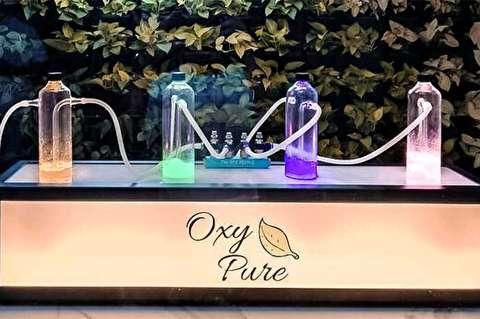 فروش اکسیژن طعم دار در کافیشاپ!