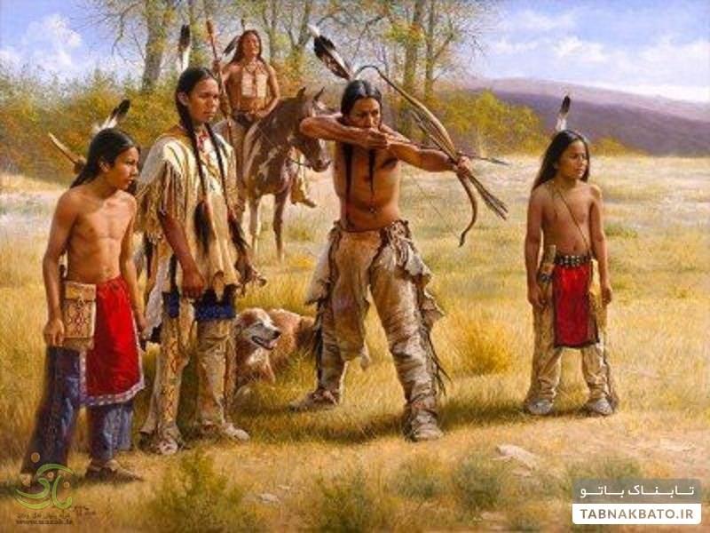 بزرگترین نسل کشی تاریخ، نیست شدن مردم سرخ