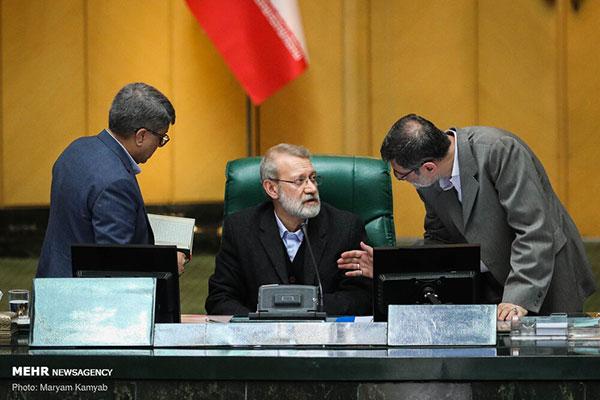 حاشیههای تصویریِ جلسه علنی مجلس +عکس