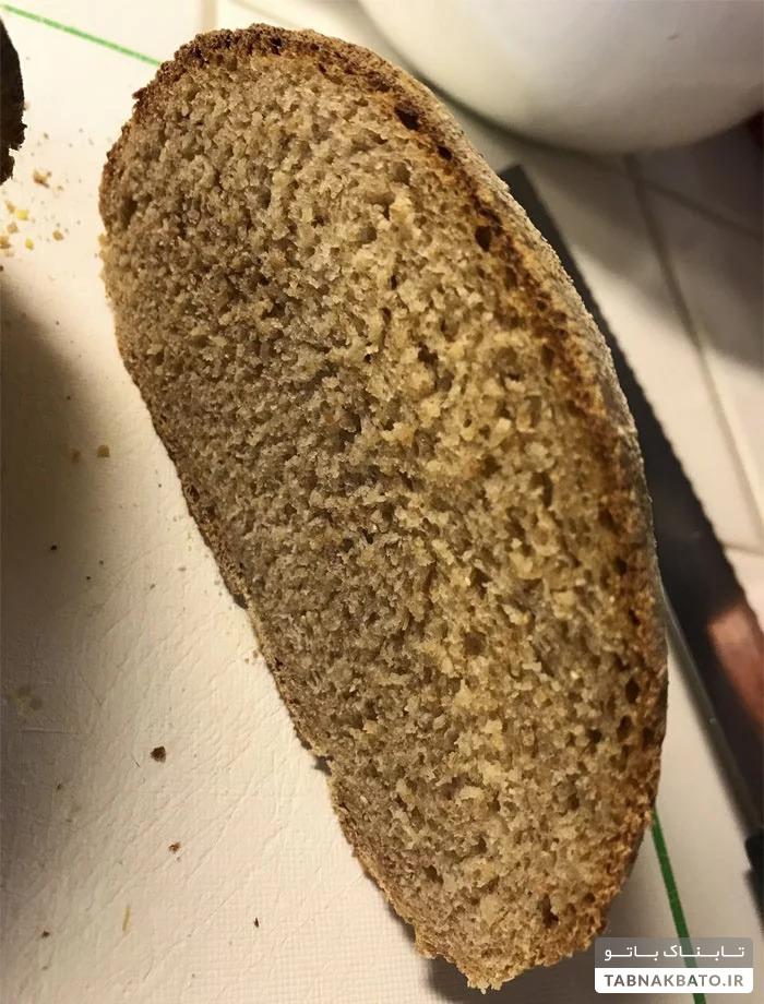 دانشمندی که با مخمر ۴۵۰۰ ساله نان پخت!
