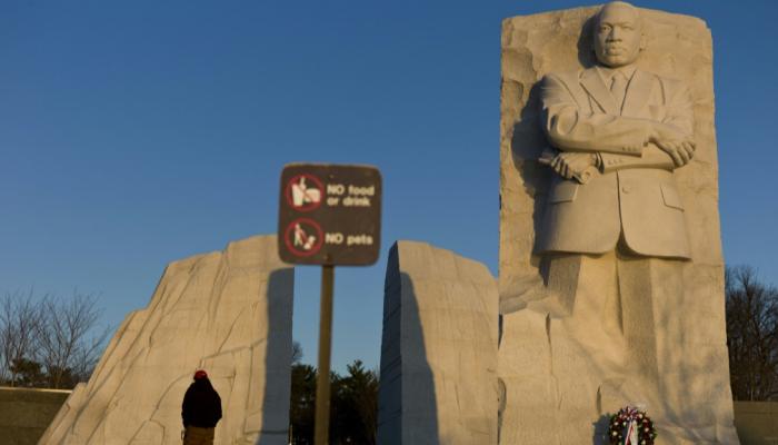 ساکنان کانزاس آمریکا علیه نام سیاهپوست معروف