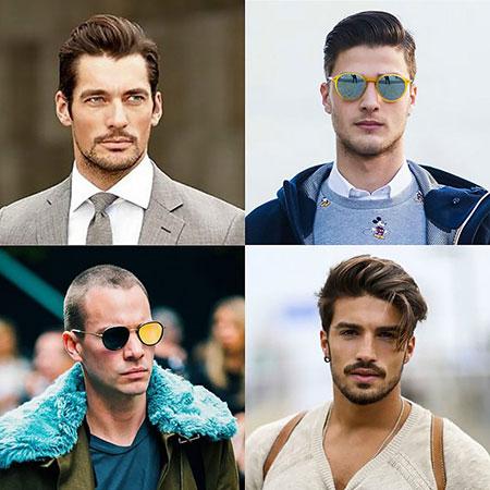بهترین مدل موهای مردانه برای هر نوع صورتی، چیست؟