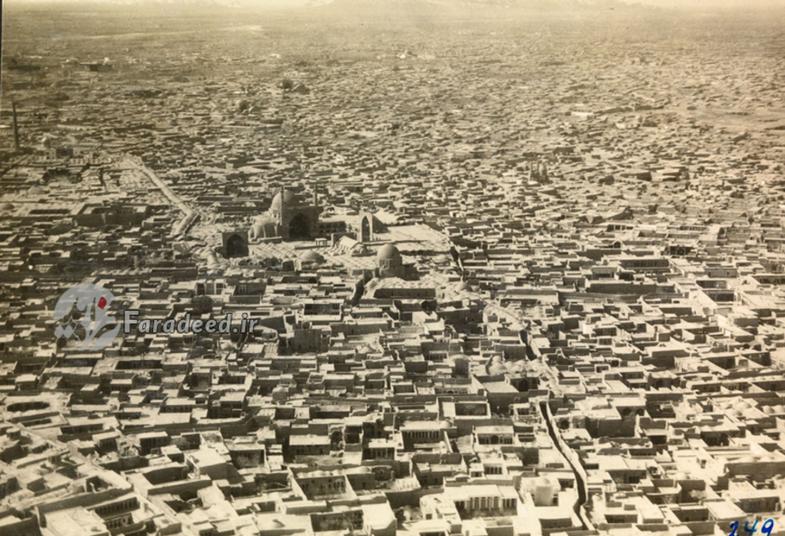 اصفهان ۹۰ سال قبل +عکس