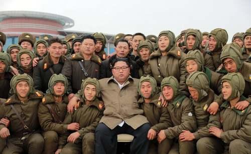 از عکس یادگاری رهبر کره شمالی تا استقبال از ولیعهد بریتانیا در نیوزیلند