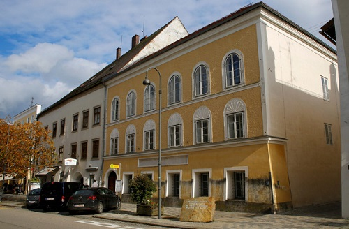محل تولد هیتلر، بَدل به ایستگاه پلیس خواهد شد+عکس