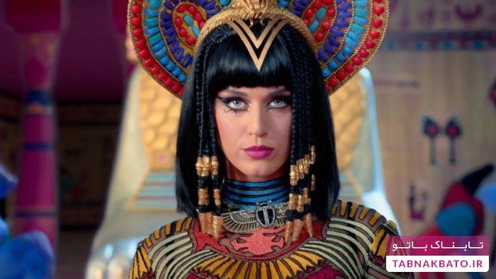 عکسهایی از تعطیلات خواننده معروف در مصر