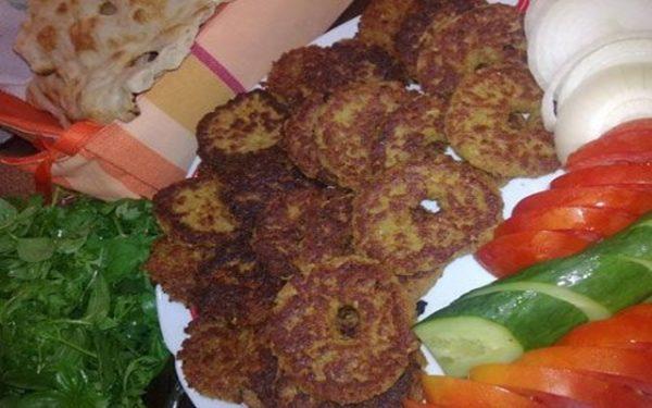 شامی بادمجان کبابی، غذای محلی جهرمی ها