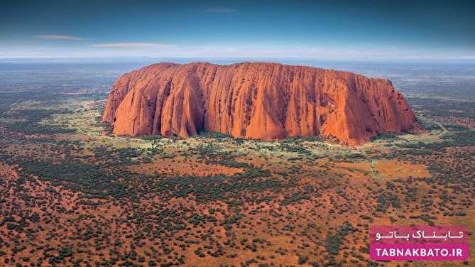 ممنوعیت بالا رفتن از کوه مقدس استرالیاییها