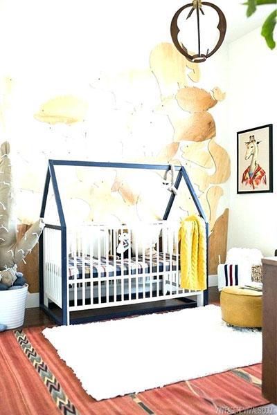 دکوراسیون اتاق نوزاد؛ کدام اتاق مناسبتر است؟