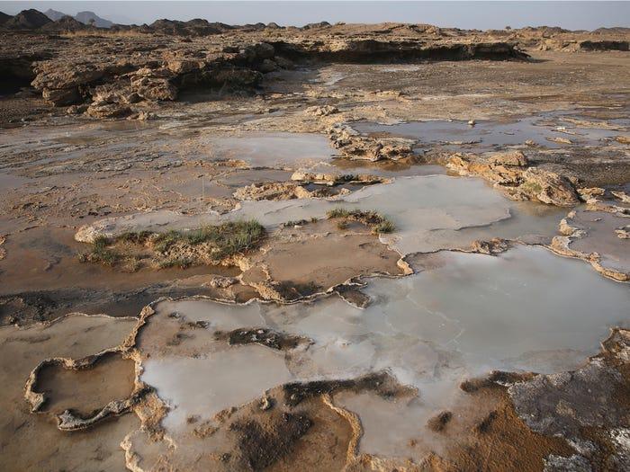 با عمیق ترین و بزرگ ترین حفره های ساخت بشر در دنیا آشنا شوید
