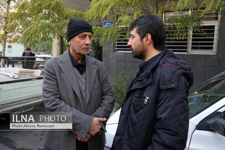 تیپ متفاوت سخنگوی دولت +عکس