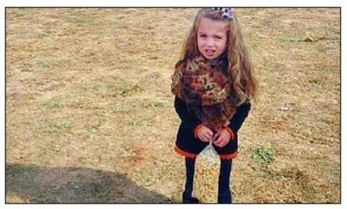 خطای دید و پاهای یک دختربچه بحث برانگیز شد+عکس
